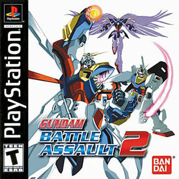 Gundam Battle Assault 2 [NTSC-U] Front Cover
